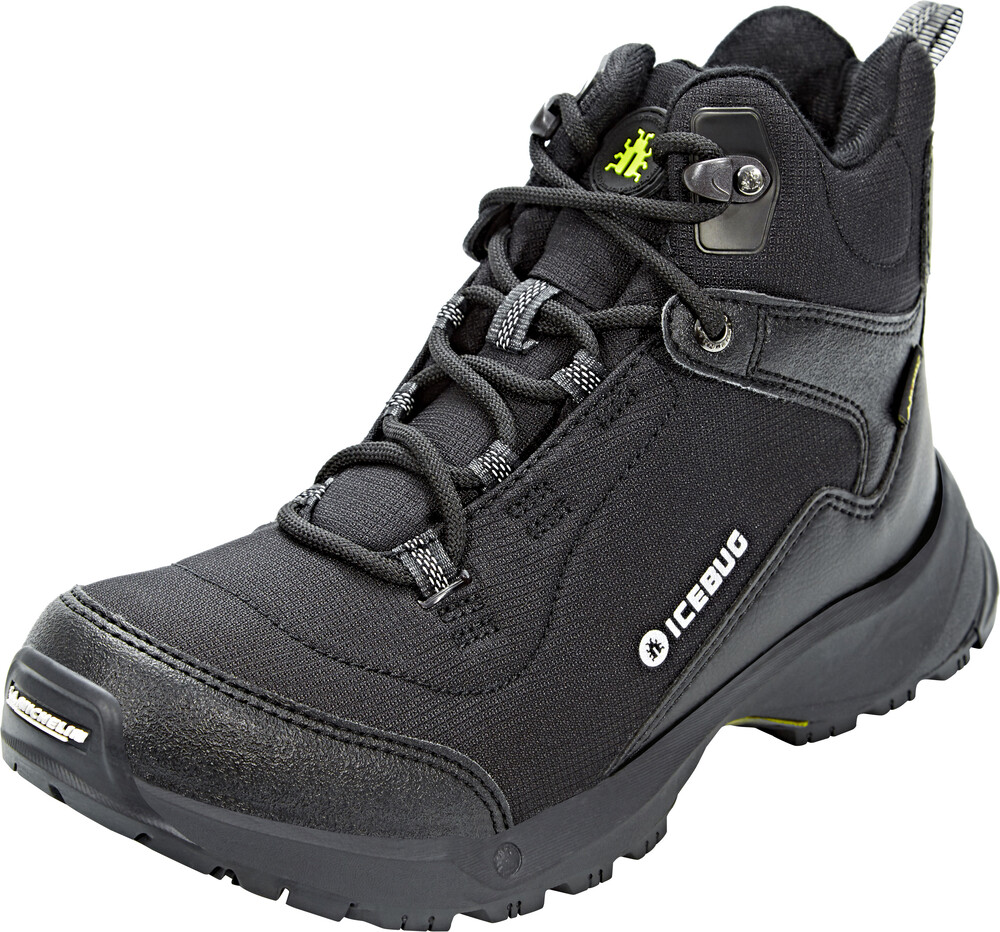 Icebug Pace2 Michelin Wic GTX Shoes Women Black US 9,5